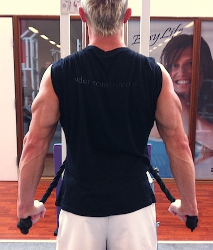 Thomas Nordal: hypertrophy træning
