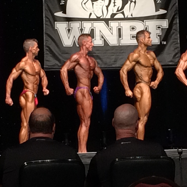 WNBF VM bronze 1