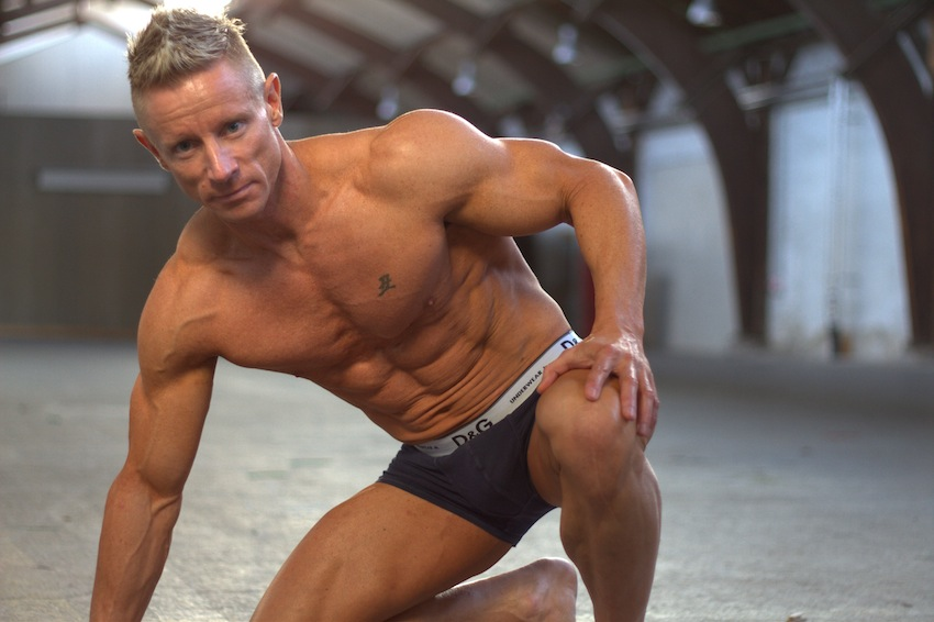 Danmarksmester, Athletic Fitness 2012